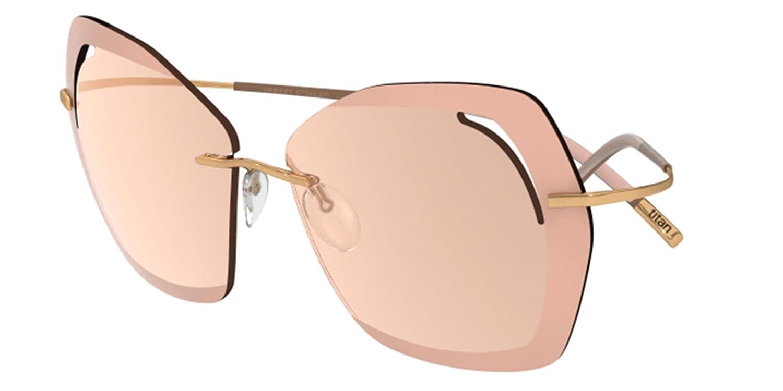 Gafas de Sol Silhouette PERRED SCHAAD 9910 LIGHT PINK GOLD ...