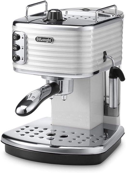 De Longhi ecz351 W Escultura Cafetera expreso manual capacidad ...