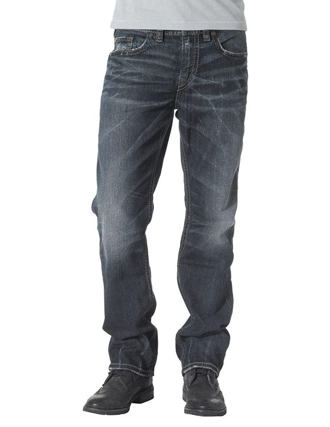 good MEN&39S SILVER JEANS CO. GRAYSON (38X32) - ablenepal.com