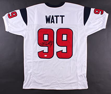 Stitched Authentic Jersey Watt Jj