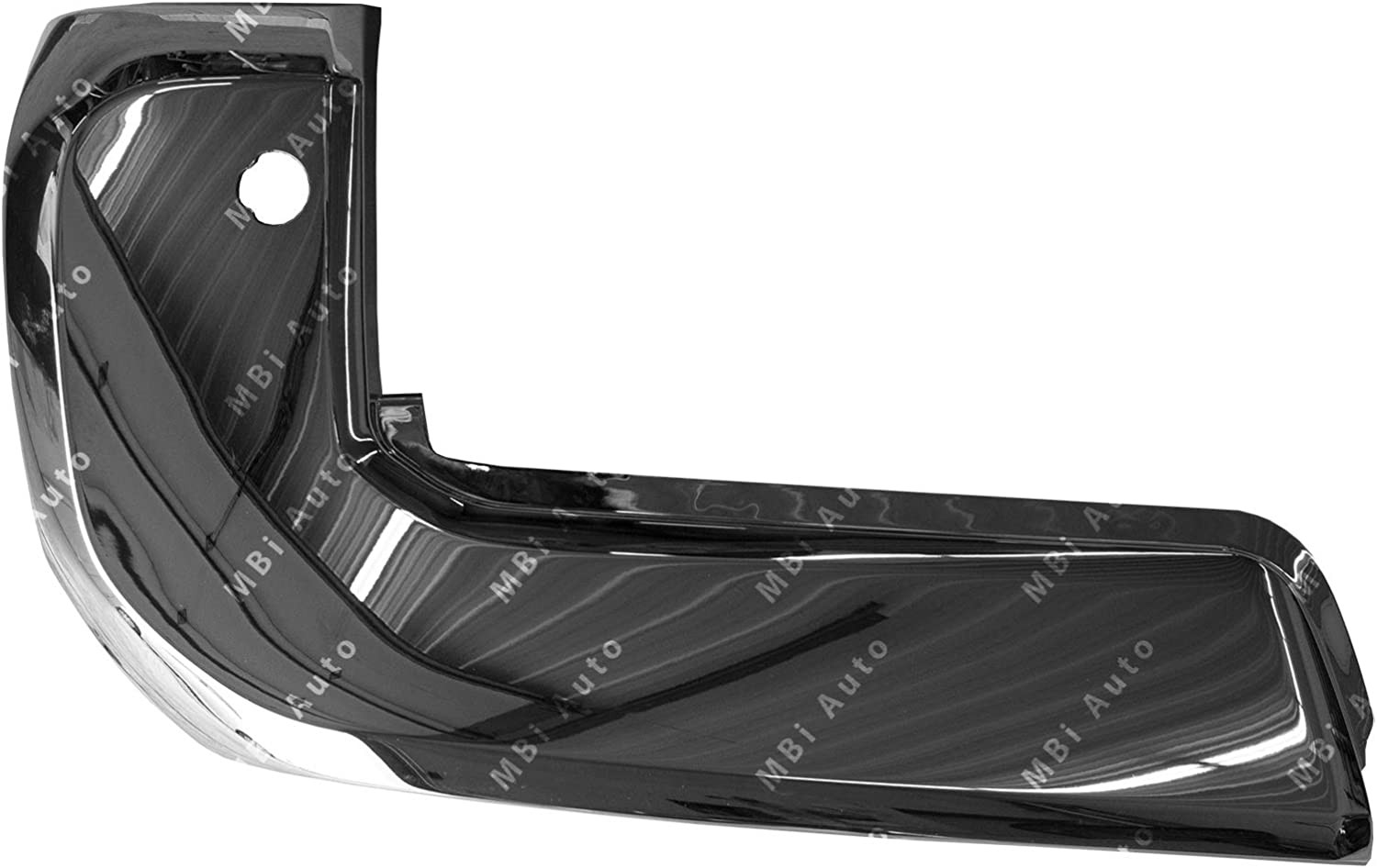 NEW REAR LEFT BUMPER END FOR 2016-2018 TOYOTA TACOMA TO1104131