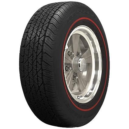 Red Line Tires >> Amazon Com Coker Tire 579762 Bfg Redline Radial 215 70r15 Automotive