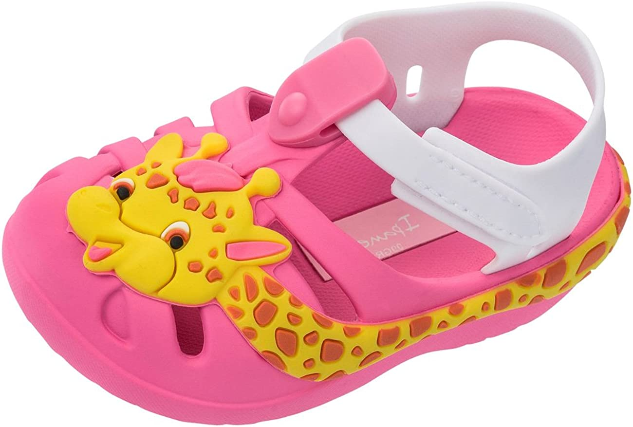 Ipanema Fiesta V Kids Flip Flops//Sandals-Black-11K