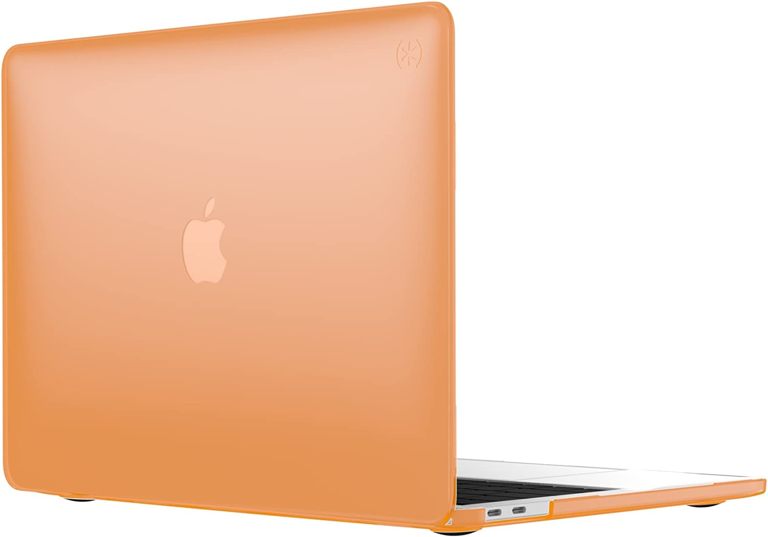"Speck Products 110608-7374 SmartShell Case, MacBook Pro 13"" (with and Without Touch Bar), Persimmon Orange"