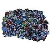 Diageng Random Styles Vinyl Stickers, 6 - 12cm