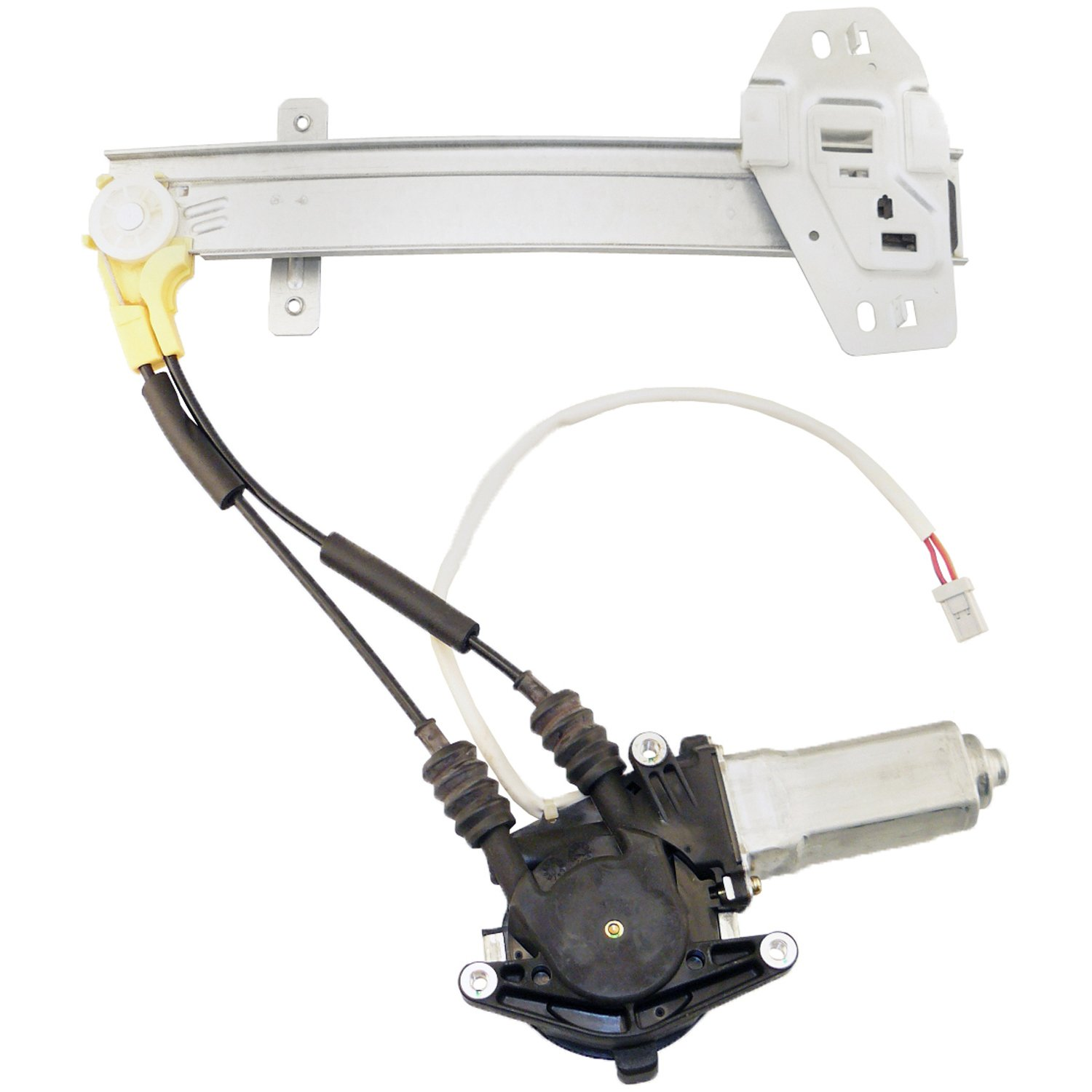 ACDelco 11A169 Professional Rear Driver Side Power Window Regulator with Motor