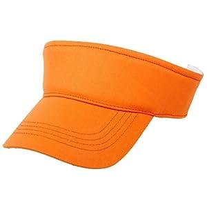 Butterme Enfants filles Garçons de luxe coton visire Topless chapeau de soleil d'ŽtŽ casquettes de baseball en plein air de golf