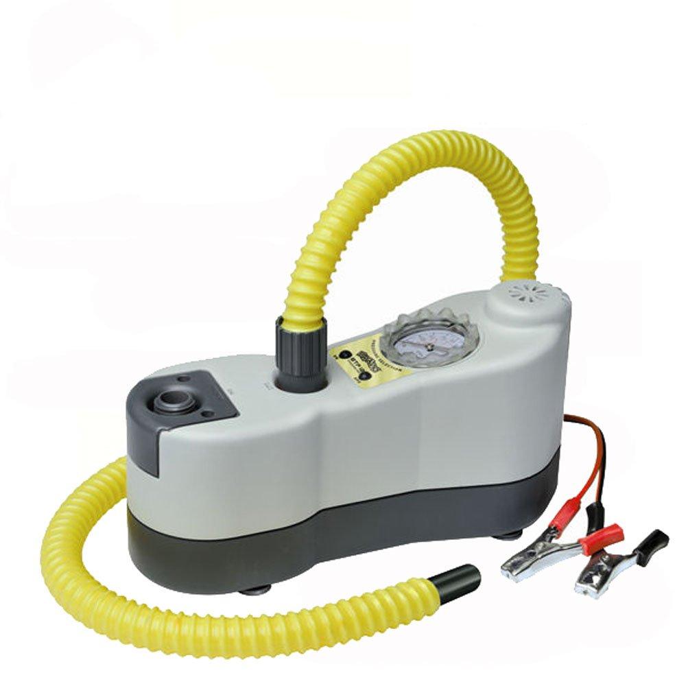 Elektrische Luftpumpe Bravo BTP12 mit analogem Manometer