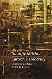 img - for Carbon Democracy book / textbook / text book