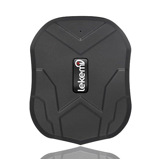 85 opinioni per LEKEMI Tracciatore di Posizione GPS per Auto / Veicoli Tramite App Gratuita,