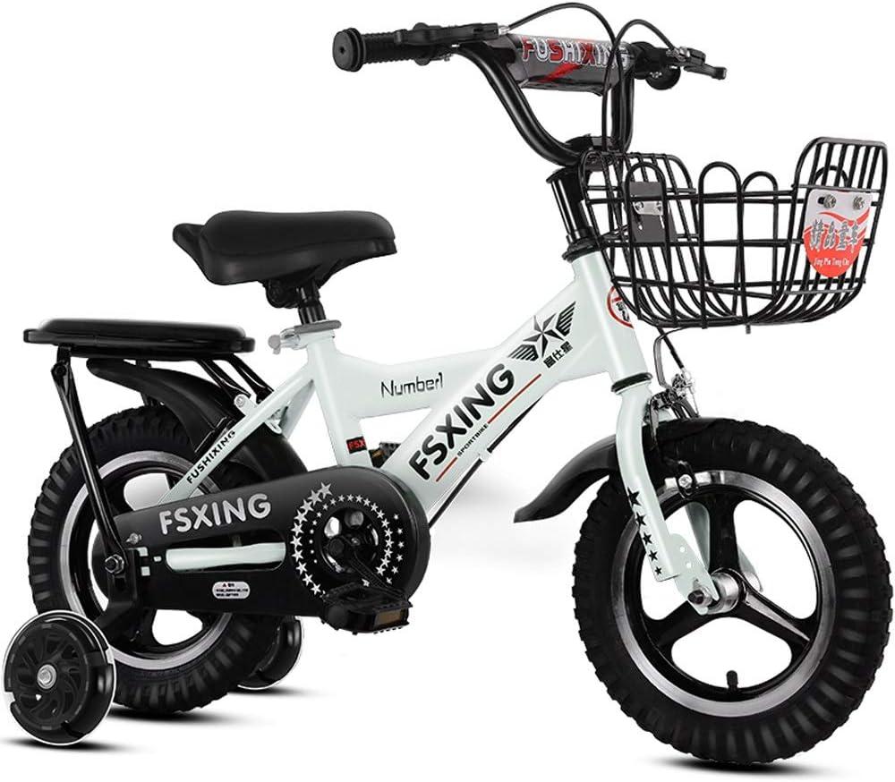 TSDS Bicicleta para niños Bicicleta de montaña de 12 Pulgadas ...