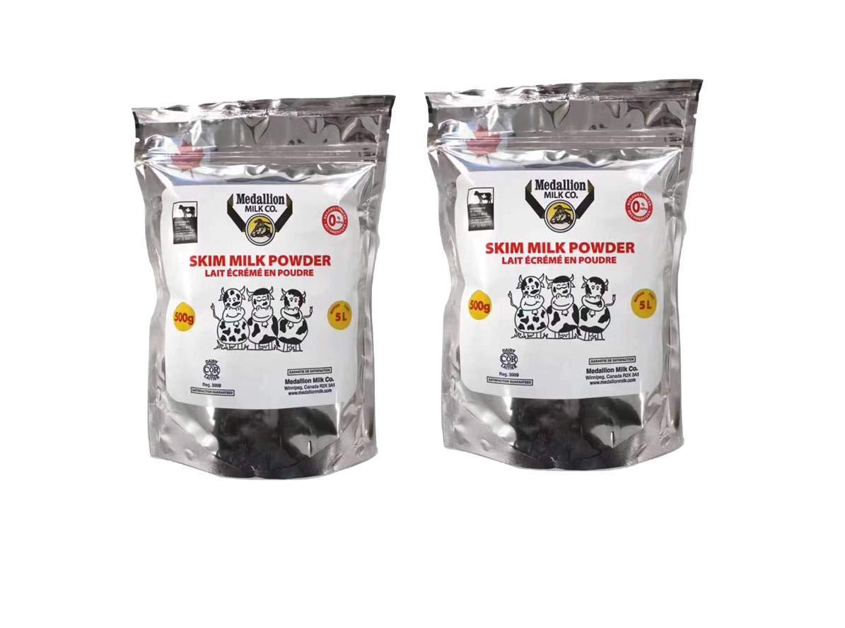MEDALLION Skim Milk Powder 500g (2 Bags)