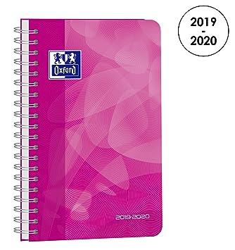 Oxford School Polypro agenda escolar (años 2017 - 2018 1 día ...