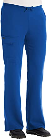Jockey Women/'s 2369 Grommet Appeal 4 Pocket Scrub Pant NEW-FREE SHIP