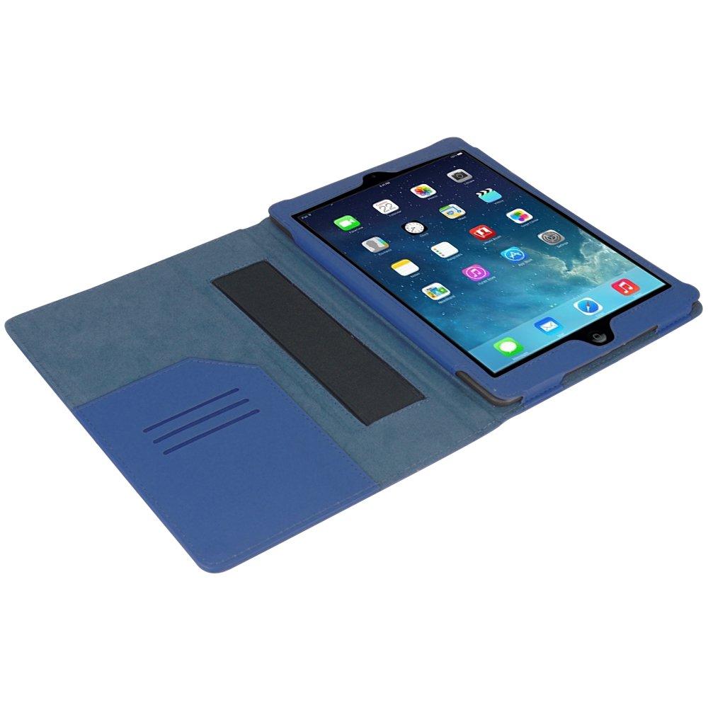 Navitech Housse /étui Noir Compatible avec iPad Air 2