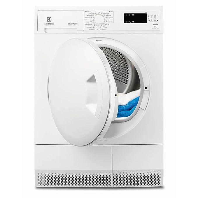 Electrolux - Secadora de condensación EDP2074PDW con capacidad de ...