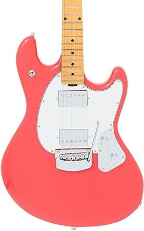 Ernie Ball Music Man Stingray – Guitarra eléctrica brazo de trémolo,