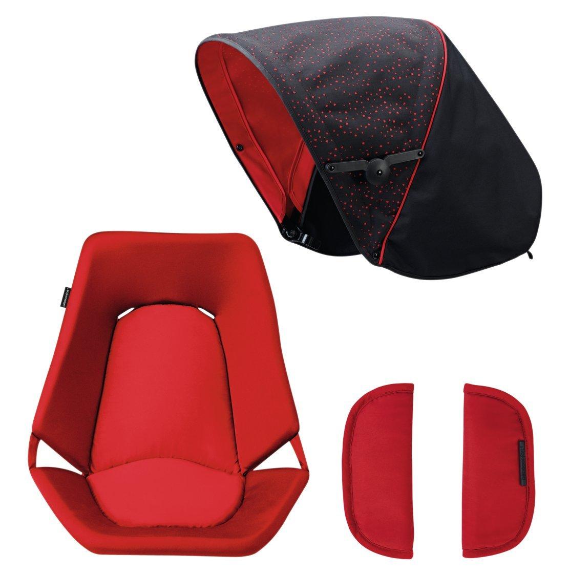 Bébé Confort Pack Accessoires Mix & Match Bright Red Collection 2014 BEBECONFORT 24017450