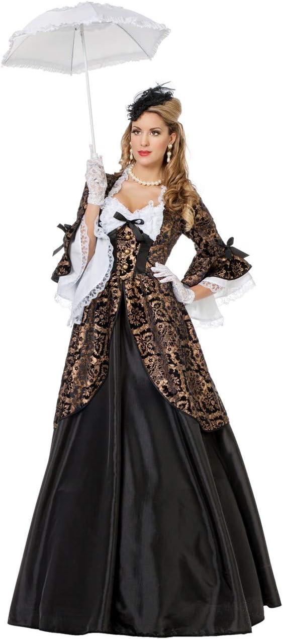 Disfraz de marquesa Deluxe mujer XL (46): Amazon.es: Juguetes y juegos