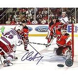NHL Chris Drury Game Tying Goa