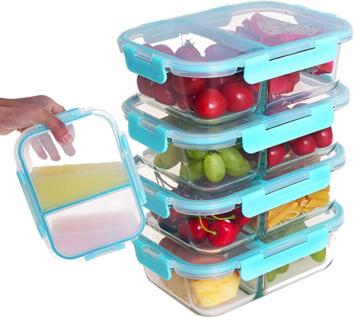 Top 10 Resealable Glass Food Container
