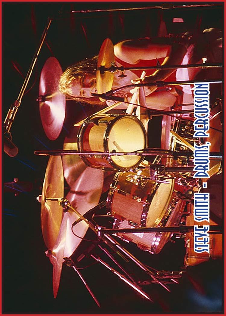 J2 Classic Rock Cards #178 - Steve Smith