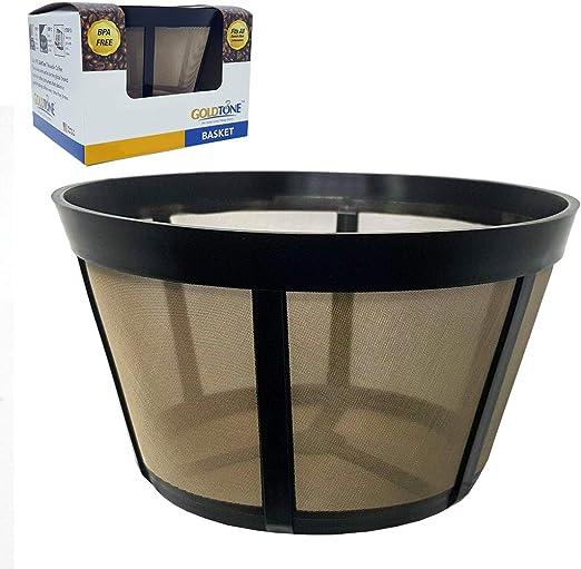 Amazon.com: Goldtone marca Filtro de café reutilizable para ...