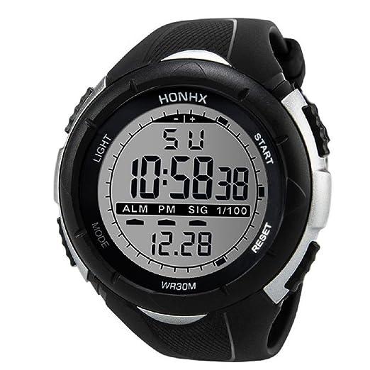 Logobeing Reloj de Los Hombres ,Reloj Deportivo Digital Para Hombre - Reloj Deportivo Digital Para
