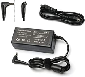 45W Laptop AC Adapter Charger for Lenovo-Ideapad 710 710s 100 110 110s 120 120S 310 320 330S 510 Lenovo Yoga 710 11 14 15 Flex 4 1130 1470 GX20K11838 Power Supply Cord