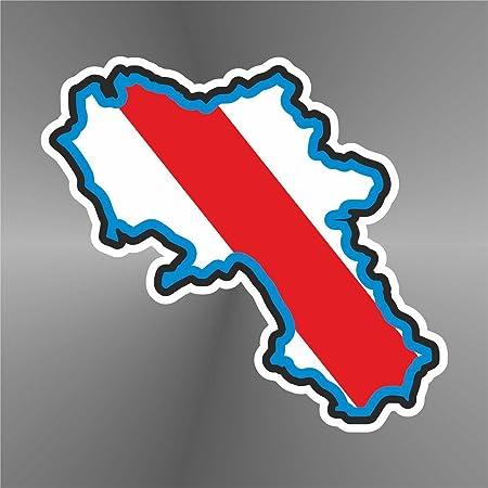 Erreinge Sticker Campania Kampanien Campanie Italia Italy