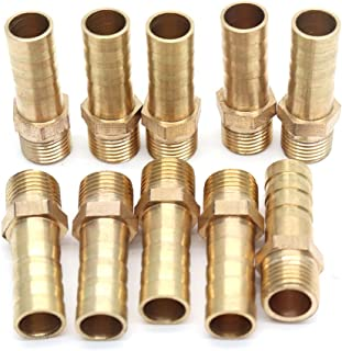 1//4 OD x 3//8 OD Avanty 304 Stainless Steel Compression Tube Fitting Pack of 2 Reducing Union