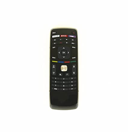Vizio Smart TV Qwerty Keyboard Remote for Vizio Smart TV Models