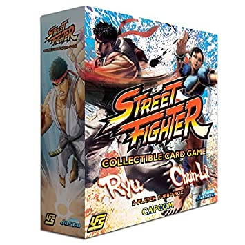Street Fighter CCG (UFS): Chun Li vs. Ryu 2 - Player Starter: Amazon.es: Juguetes y juegos