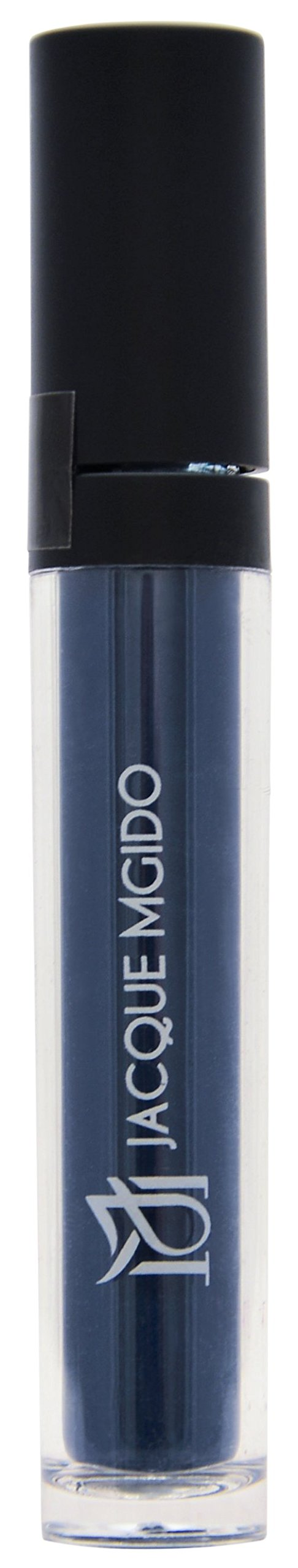 Jacque Mgido Cosmetics - Blue Crack Free Lip Stain, Matte Finish - 0.18 Ounce (Pack of 1)