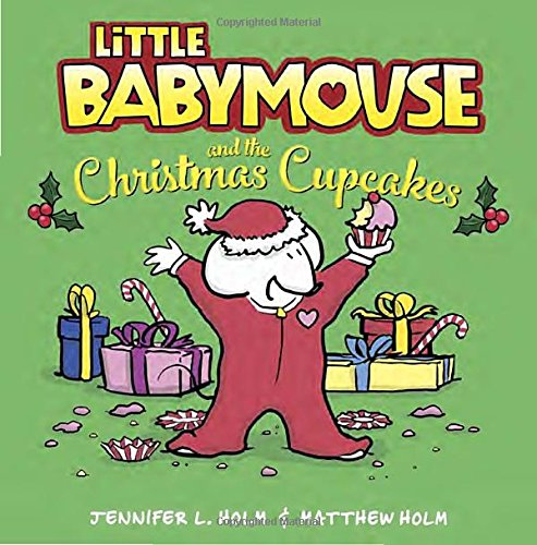 Image result for little babymouse christmas cupcakes