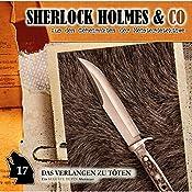 Verlangen zu töten (Sherlock Holmes & Co 17) | Edgar Allan Poe, Thomas Tippner