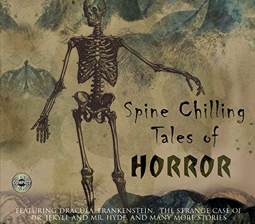 Spine Chilling Tales of Horror:A Caedmon Collection CD, Various