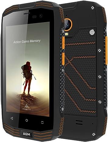 AGM A2 Rio Outdoor, sin contrato, 4,0 pulgadas Dual SIM Android ...