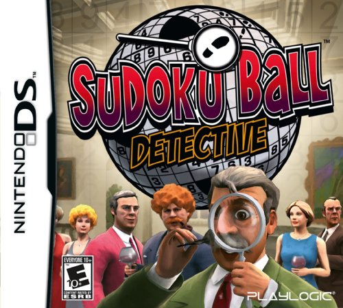 Sudoku Ball Detective Nintendo DS product image