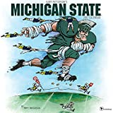2017 Michigan State Wall Calendar