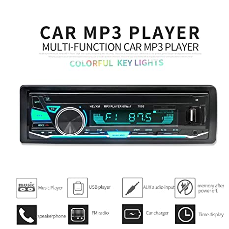 amazon com boomboost 12v 7003 bluetooth in dish car automagnitolimage unavailable