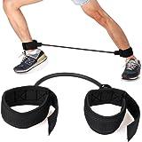 Grofitness 6pcs//set Leg Thigh Latex Resistance Band Gym Yoga Exercise Strong...