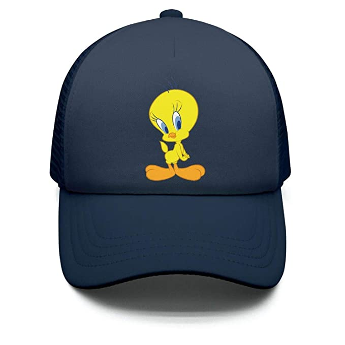 Amazon.com  Teenager Famouse-Anime-Tweety-Bird- Baseball Cap Boys ... 253c4fa18f84