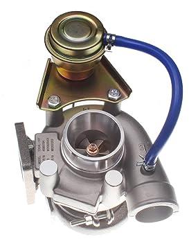 Turbo TD04L Turbocompresor 6205 - 81 - 2002 para Komatsu Wheel Loader WA80 - 3 wa90 - 5 wa100 m-3 wa100 m-5 Motor s4d95le: Amazon.es: Coche y moto