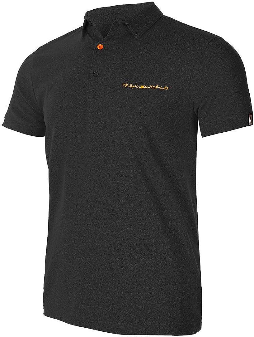 TRANGOWORLD Polo Finu Camiseta Hombre
