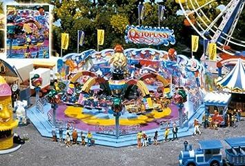 Faller 140426 - Maqueta de atracciçon en Forma de Pulpo de Ambiente de Feria [Importado de Alemania]