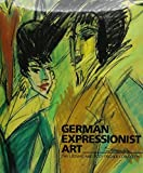 img - for German Expressionist Art (Virginia Museum of Fine Arts) by Frederick R. Brandt (2009-06-03) book / textbook / text book