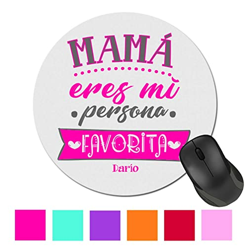 Alfombrilla Ratón Personalizada/Madre/Mama/Regalo Original ...