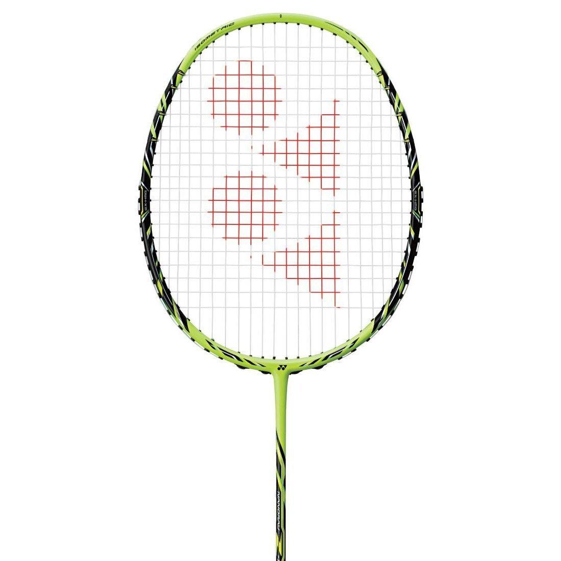Yonex Nanoray Z Speed Badminton Racquet - Strung with BG66 Ultimax (26 lbs)