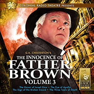 The Innocence of Father Brown, Vol. 3 Performance